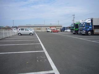 北沖洲4丁目月極駐車場