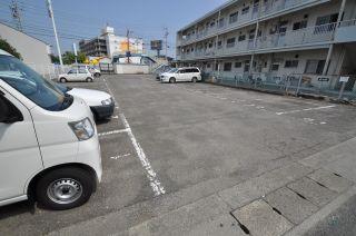 藤田月極駐車場 北側