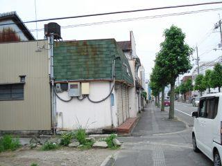 富田橋3丁目 店舗用 貸土地(78.7坪)