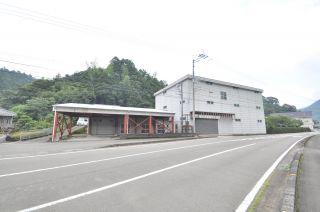 阿南市加茂町売り倉庫・工場
