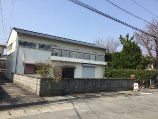 小松島市横須町 住居付店舗