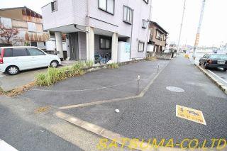 中昭和町 月極駐車場