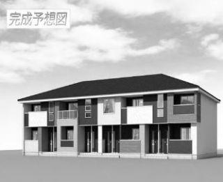 仮)南庄町4丁目アパートA・B(2F)