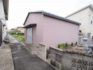 北田宮倉庫