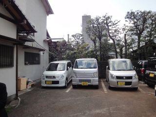 廣昌寺第一駐車場(軽・小型車)