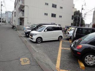 中野町駐車場
