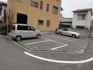霊源寺第三駐車場
