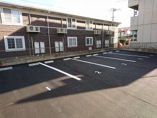 美和駐車場