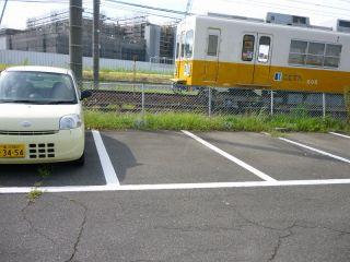 仏生山駅近、貸駐車場