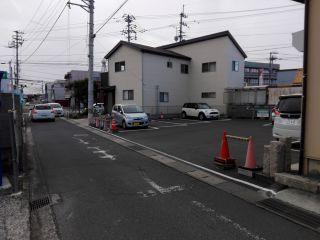 潟元駅前徒歩1分 駐車場