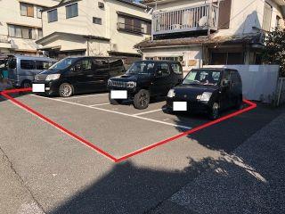 弥生町貸駐車場