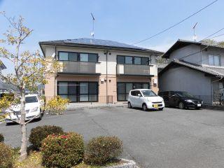 岡山市北区横井上 2DKアパート