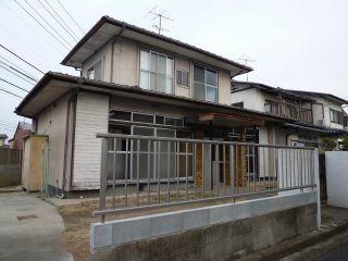 倉敷市浜ノ茶屋 4DK+S一戸建て