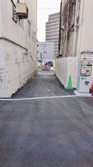岡山市北区表町3 駐車場