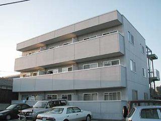 岡山市北区田益 2DKマンション