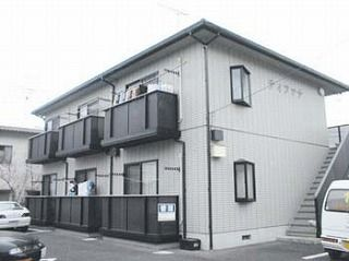 岡山市北区横井上 1DKコーポ