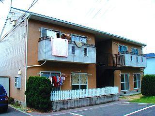 岡山市北区津高 3DKアパート