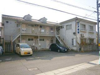 岡山市中区倉田 3DKコーポ