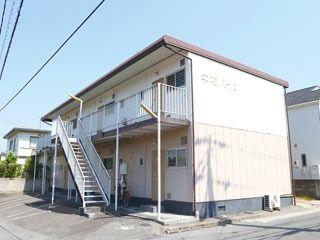 岡山市中区福泊 2DKアパート