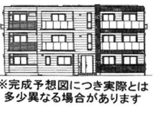 岡山市北区野田5丁目 2LDKマンション