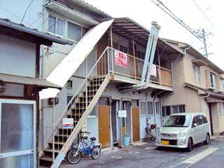 岡山市中区新京橋3丁目 2Kコーポ