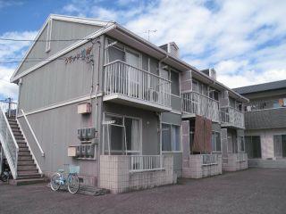 福山市引野町 2DKアパート