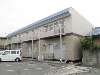 福山市沖野上町 2DKアパート