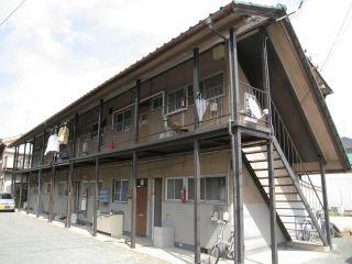 福山市曙町 3Kアパート