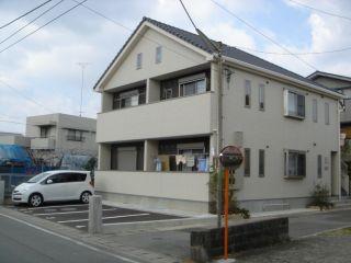 徳島市八万町(法花) 1LDKアパート