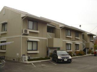 徳島市八万町(下福万) 2LDKアパート