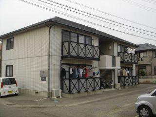 徳島市八万町(川南) 2LDKアパート