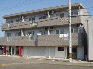 徳島市末広 3DKマンション