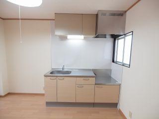 徳島市末広 2DKアパート