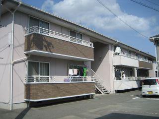 徳島市南昭和町 3DKアパート