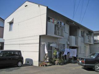 徳島市南佐古四番町 2DKアパート