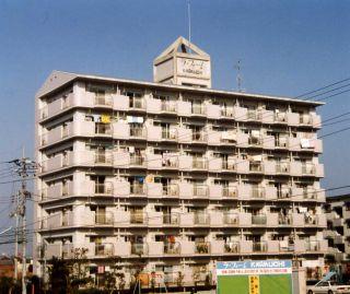 徳島市川内町(金岡) 1DKマンション