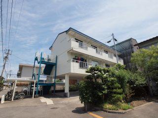 徳島市北常三島町 1Kアパート