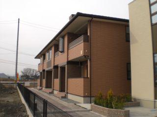 小松島市金磯町 2DKアパート