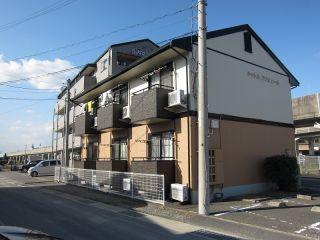 徳島市北佐古二番町 1Kアパート