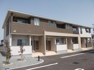 徳島市国府町府中 1LDKアパート