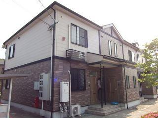 徳島市八万町(大坪) 2LDKアパート