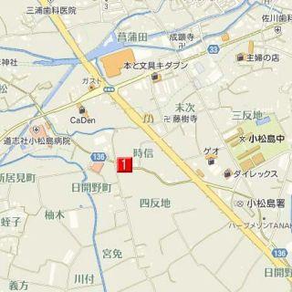 小松島市日開野町 1Kアパート