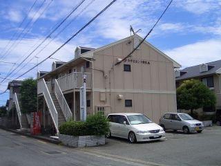徳島市西新浜町 1DKアパート