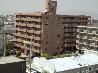 徳島市南佐古六番町 2DKマンション
