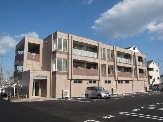 徳島市山城西 1LDKアパート
