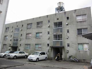 徳島市八万町(法花) 2DKマンション