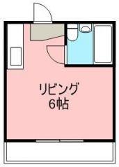 徳島市富田橋 1Rマンション