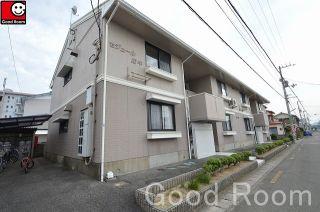 徳島市西須賀町 2LDKアパート