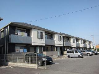 徳島市北島田町 2LDKアパート