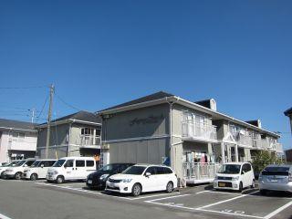徳島市南昭和町 2DKアパート